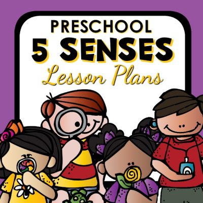 preschool-5-senses-lesson-plans