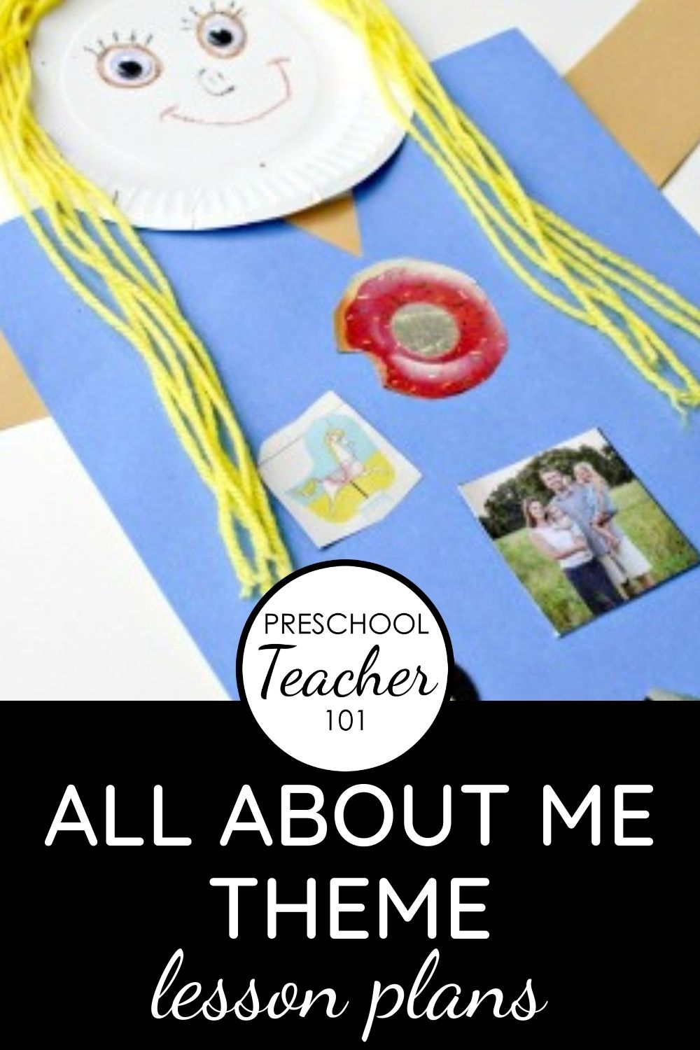 All About Me Theme LP