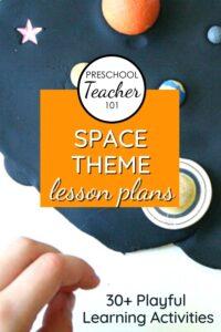 Space Theme Lesson Plans