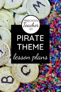 Pirate Theme Lesson Plans