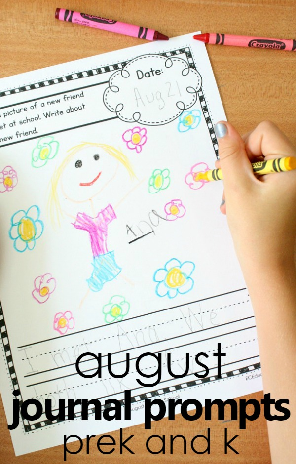August Journal Prompts For Preschool And Kindergarten Includes Prompts About Seasonal And Nonseasonal Ideas moreover Copertina Scrittura furthermore Original additionally Hale Pencilsln Articlelarge further A F Fb Ca C D C B. on kindergarten writing journal cover page