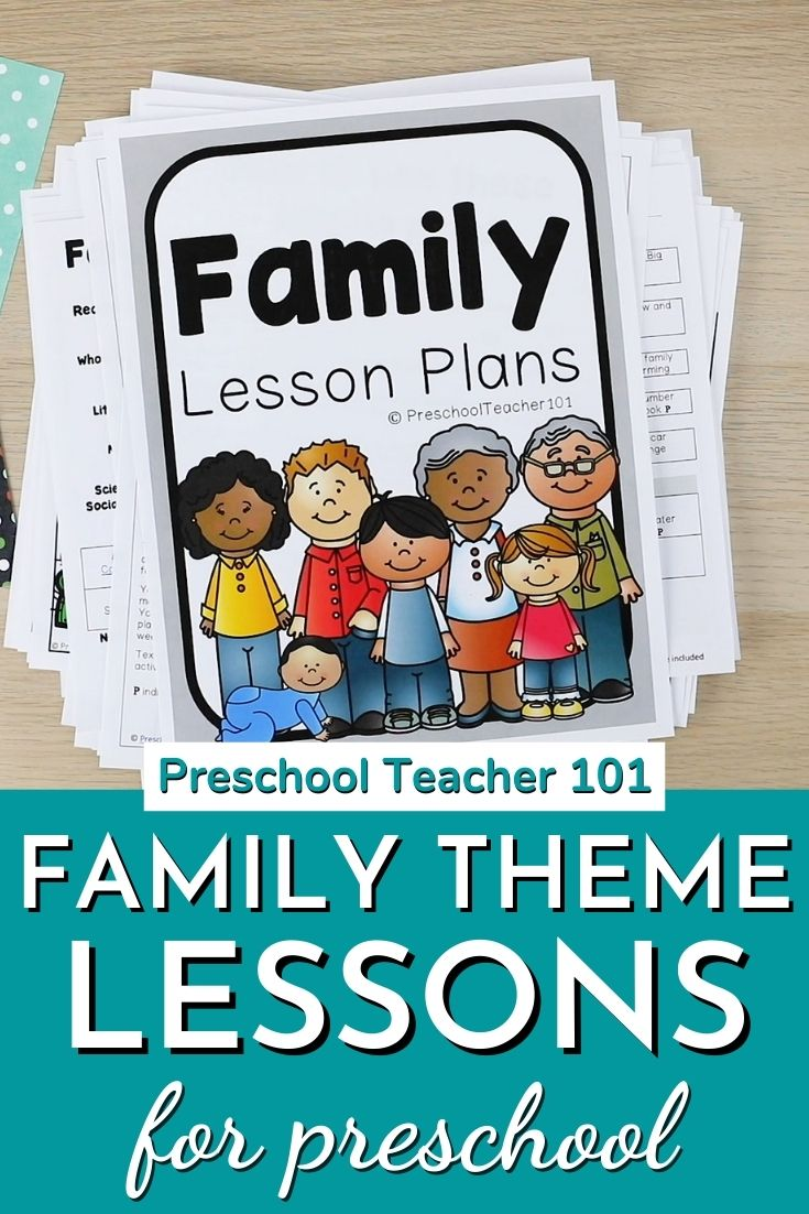 Family Theme Lessons