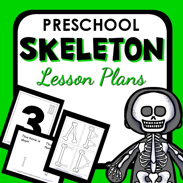 skeletons teaching theme activities amp lesson plan ideas