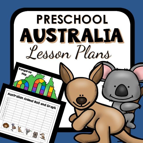 Australia Theme Preschool Classroom Lesson Plans on Preschool Graph Ideas