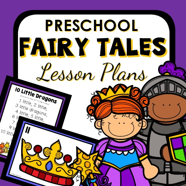 fairy tale theme preschool classroom lesson plans. Black Bedroom Furniture Sets. Home Design Ideas