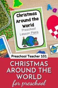 Christmas Theme Lessons for Prescho