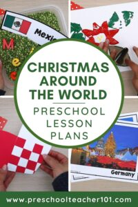 Christmas Theme - Preschool Lesson Plans