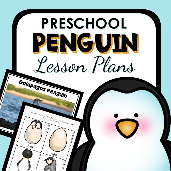 Preschool Penguin Lesson Plans