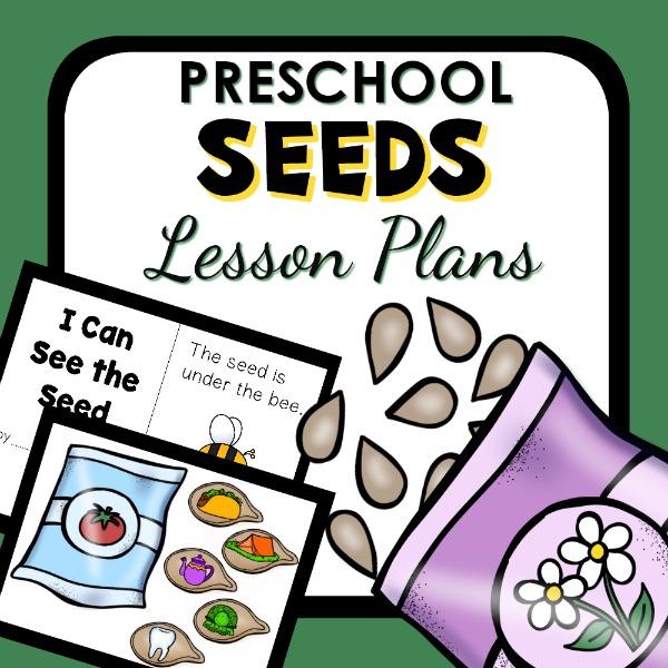 Preschool Seeds Lesson Plans