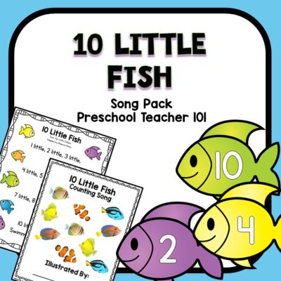 10 Little Fish Song