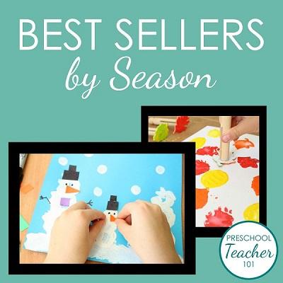 Best Sellers by Season