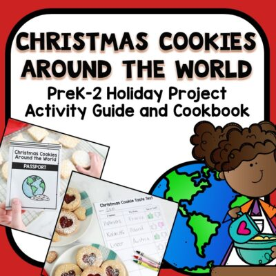 Cover-Christmas Cookies Around the World