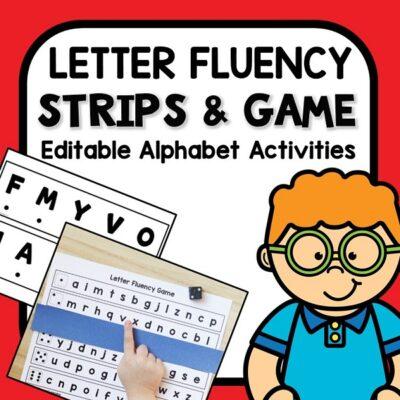 Cover-Letter Naming Fluency - 600